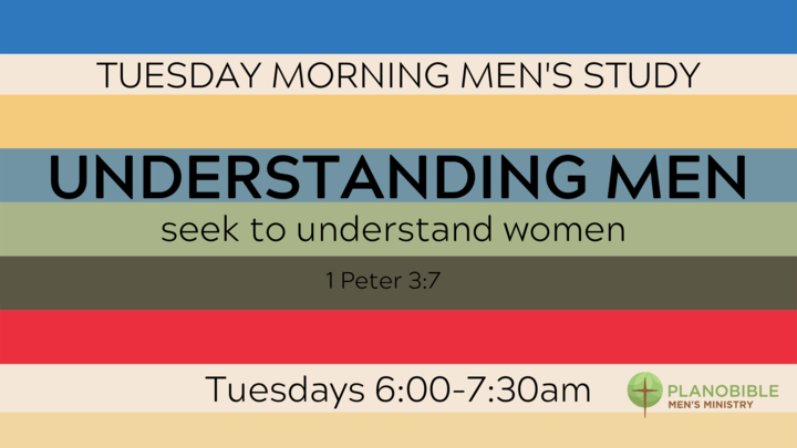 Tuesday Morning Men's Study logo image