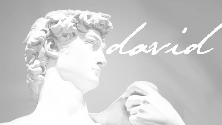 Men's Discipleship: David logo image