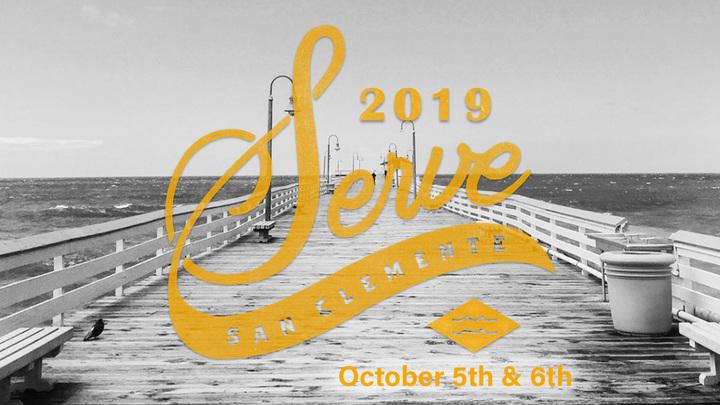 Serve San Clemente Weekend logo image
