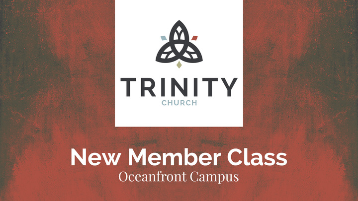 Oceanfront Campus New Member Class logo image