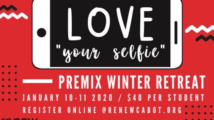 PREMIX WINTER RETREAT logo image