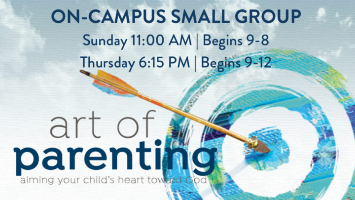The Art of Parenting - Thursdays 6:15pm logo image