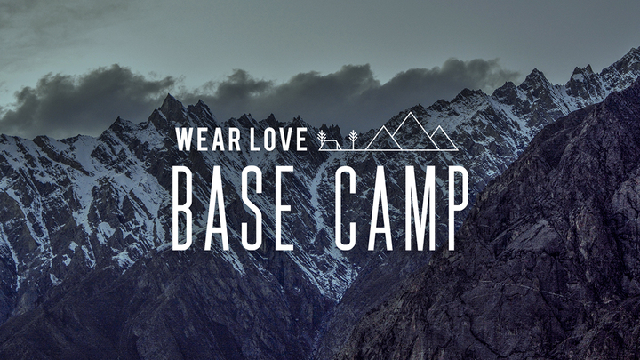 Wear Love: Base Camp- Next Session Available logo image