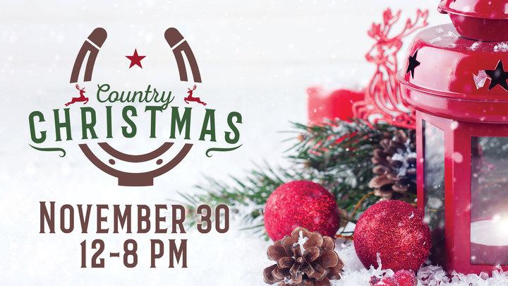 Country Christmas Craft Fair - Vendor Registration logo image