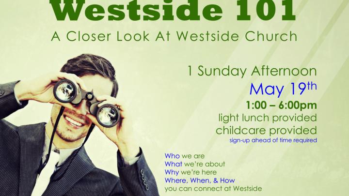 Westside 101 logo image