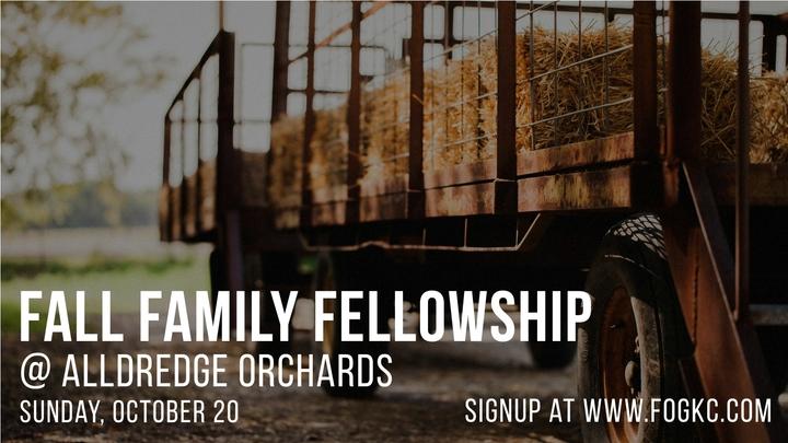 Fall Family Fellowship logo image