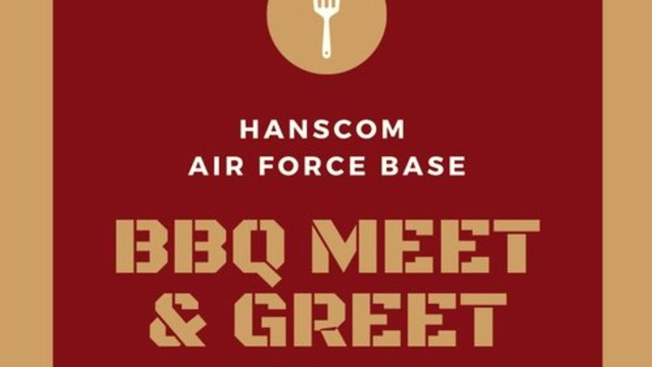 Hanscom AFB BBQ logo image