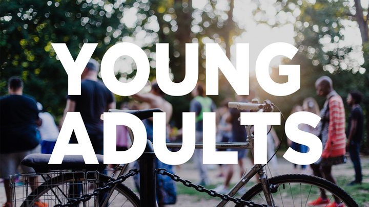 Young Adults (Ages 18-23ish) logo image