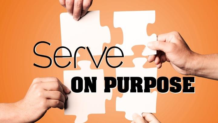 Serve on Purpose logo image