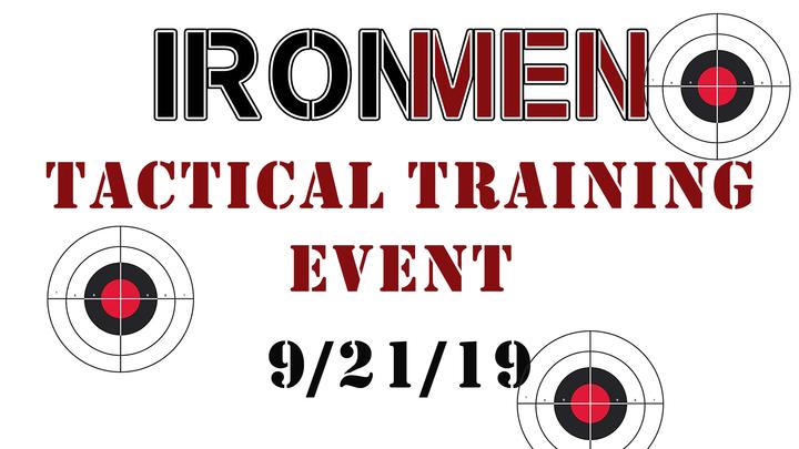 Ironmen Tactical Event logo image