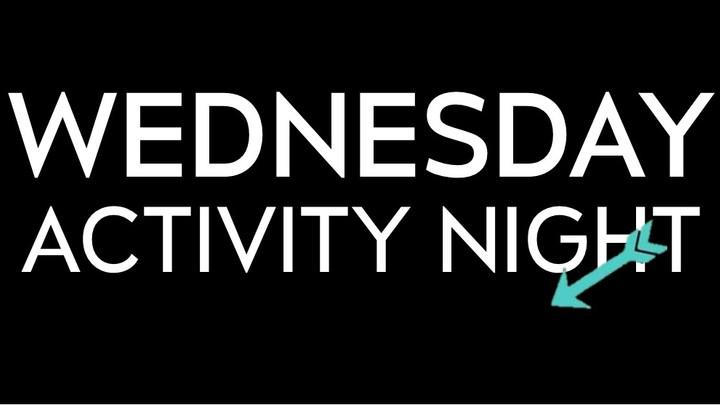 Wednesday Activity Night logo image