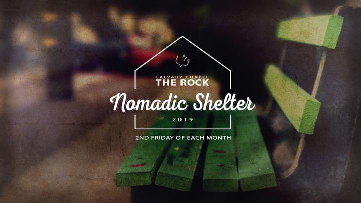 Nomadic Shelter logo image