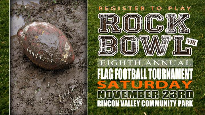 Rock Bowl VIII logo image