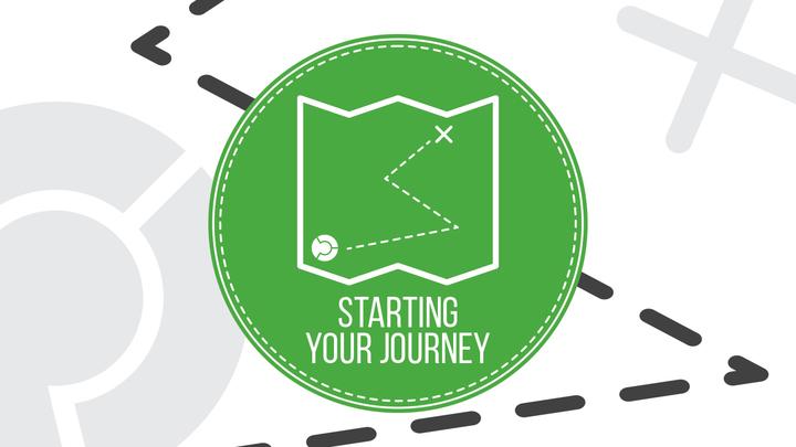Starting Your Journey logo image