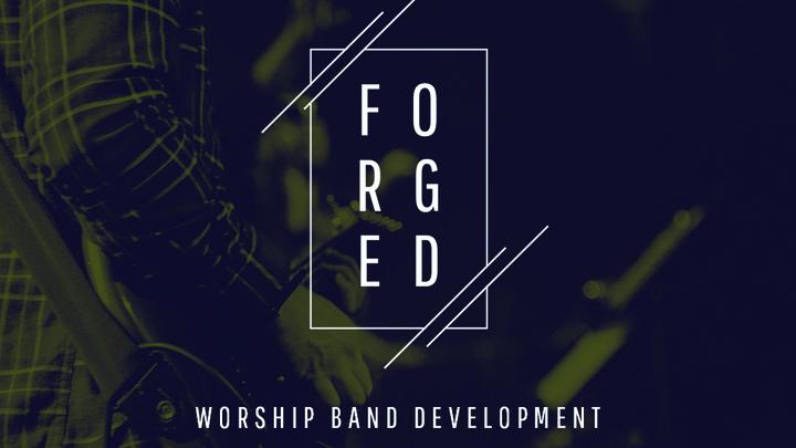 Forged School of Worship logo image