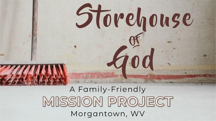 Storehouse of God Mission Project logo image
