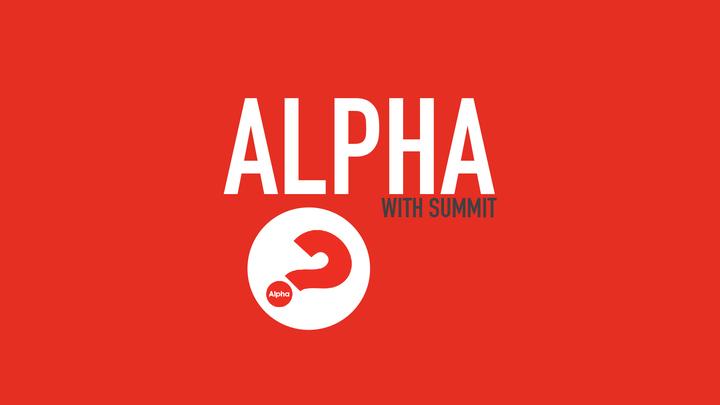 Alpha Fall 2019 Session - Waitlist logo image