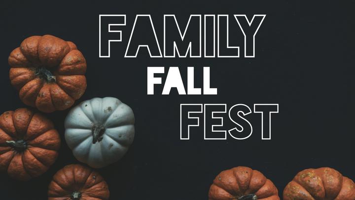 Fall Family Fest logo image