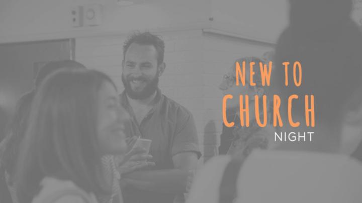 New to Church Night - Manukau  logo image