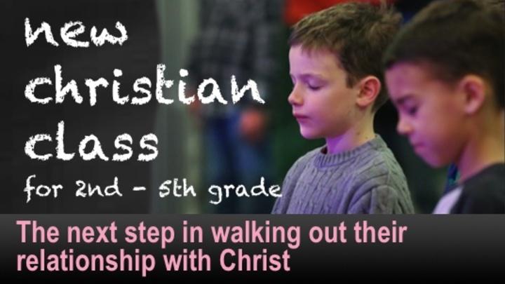 New Christian Class logo image