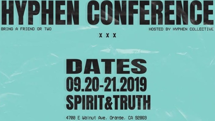 Hyphen Conference logo image