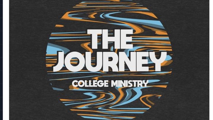 The Journey T-shirt order  logo image