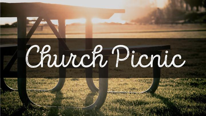 Church Picnic logo image