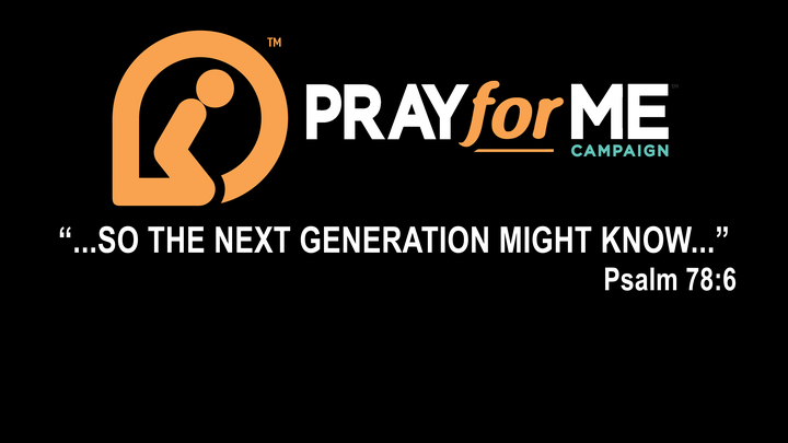 Pray for Me Campaign 2019 Fall Kick-Off and Lunch logo image