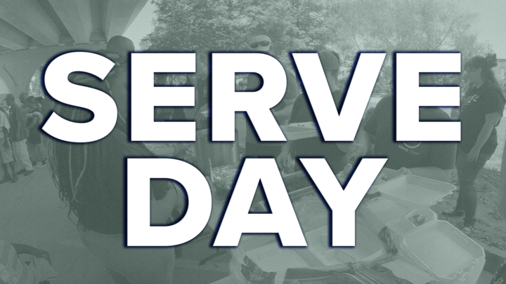 ALC Serve Day logo image