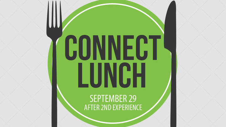 iConnect Lunch September 29, 2019 logo image