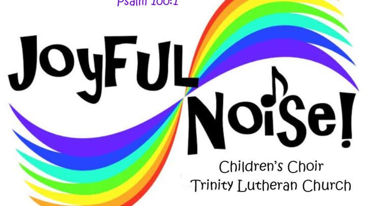 Joyful Noise! Children's Choir 2019-2020 logo image