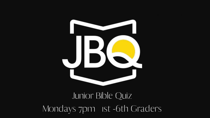 Junior Bible Quiz logo image