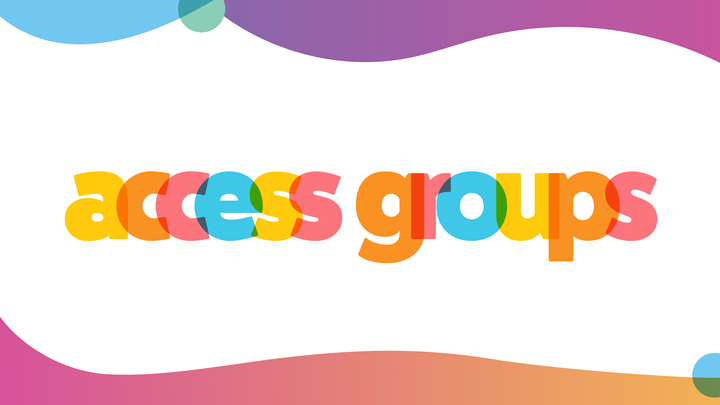 Access Groups logo image