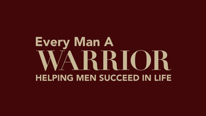 Every Man a Warrior Bible Study logo image
