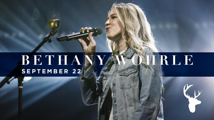 Prayer & Worship Night feat. Bethany Wohrle logo image