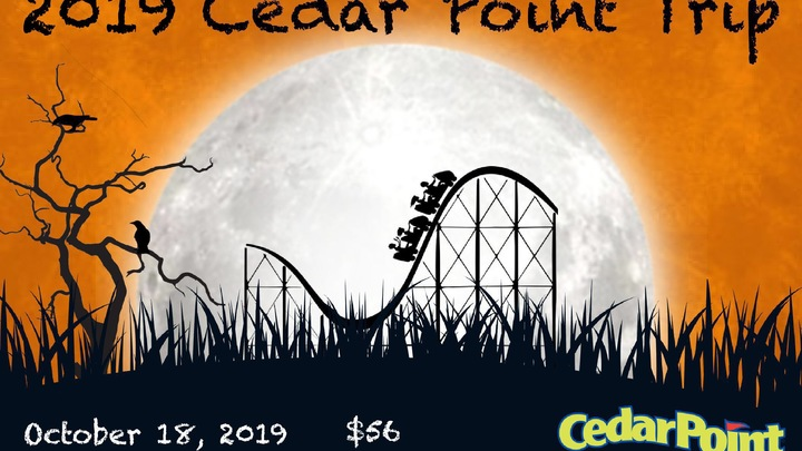 rockyouth Cedar Point Hallowed Weekends logo image