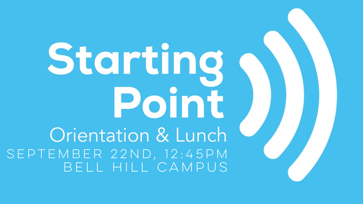 Starting Point Luncheon  logo image