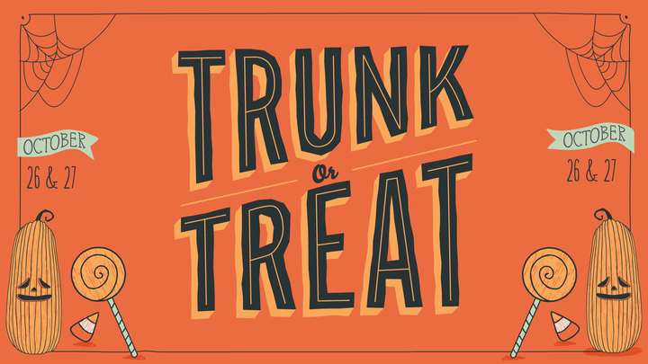 Trunk or Treat TRUNK Sign-Up logo image
