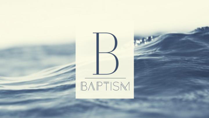 ME | October Baptisms  logo image