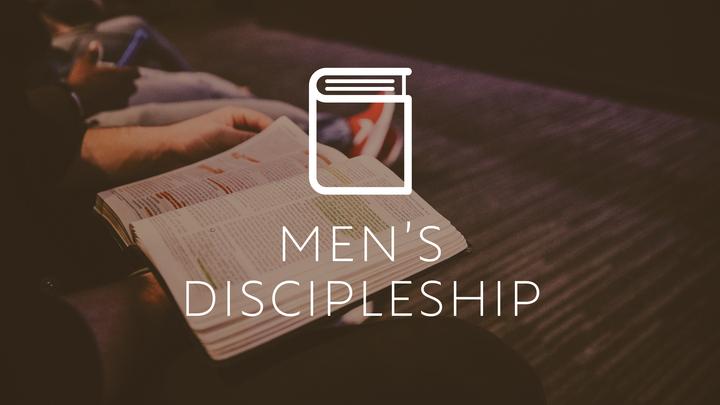 Men's Discipleship Class  logo image