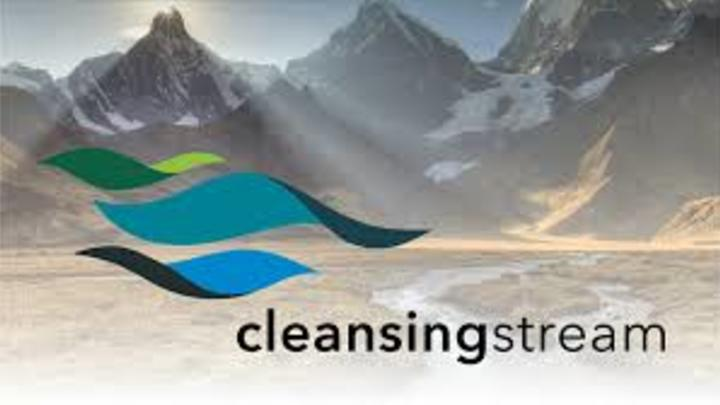 Cleansing Stream - Inner Healing Class logo image