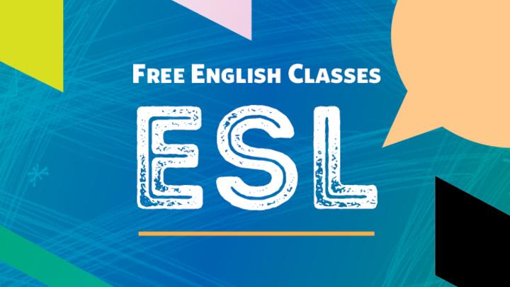 English as a Second Language Classes logo image