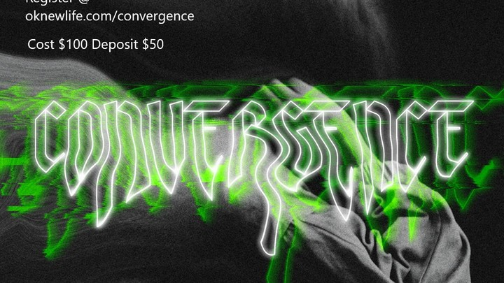 Convergence Youth Conference logo image