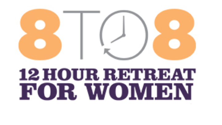 Women's 8 to 8 Retreat logo image