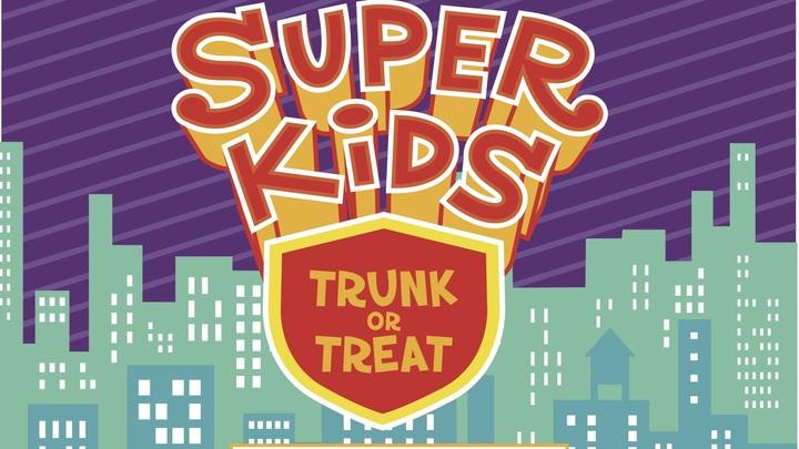 Super Trunk or Treat logo image