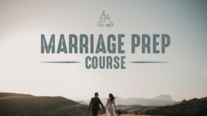 Marriage Preparation Course logo image