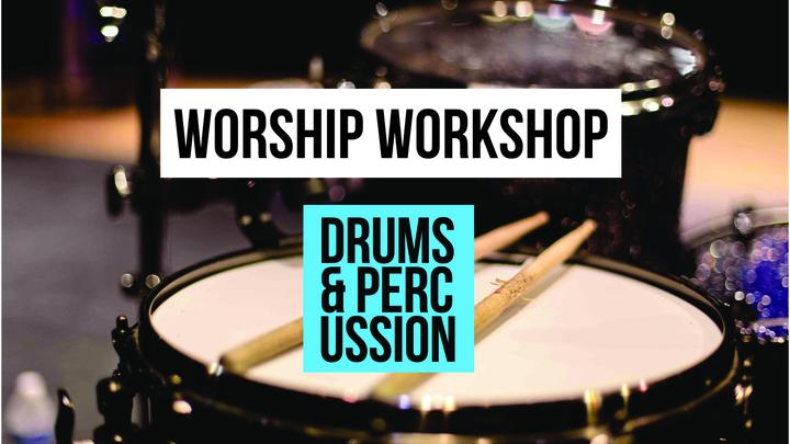 SC | SEPT WORSHIP WORKSHOP | Drums+Percussion 2.0 logo image