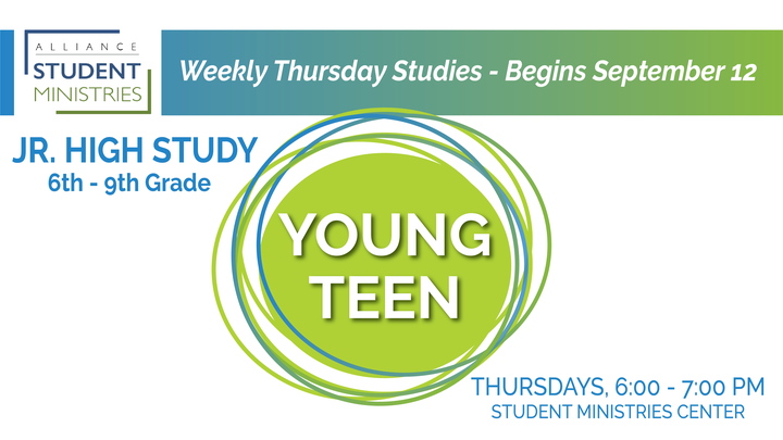 Young Teen Night logo image