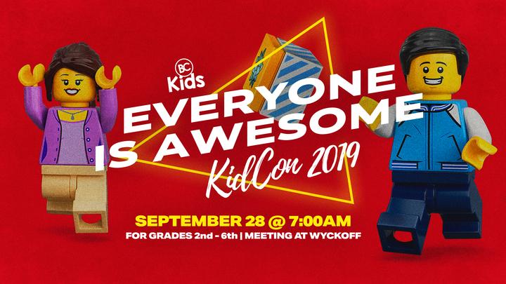 Kid Con logo image