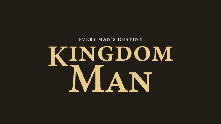 Kingdom Man Bible Study logo image